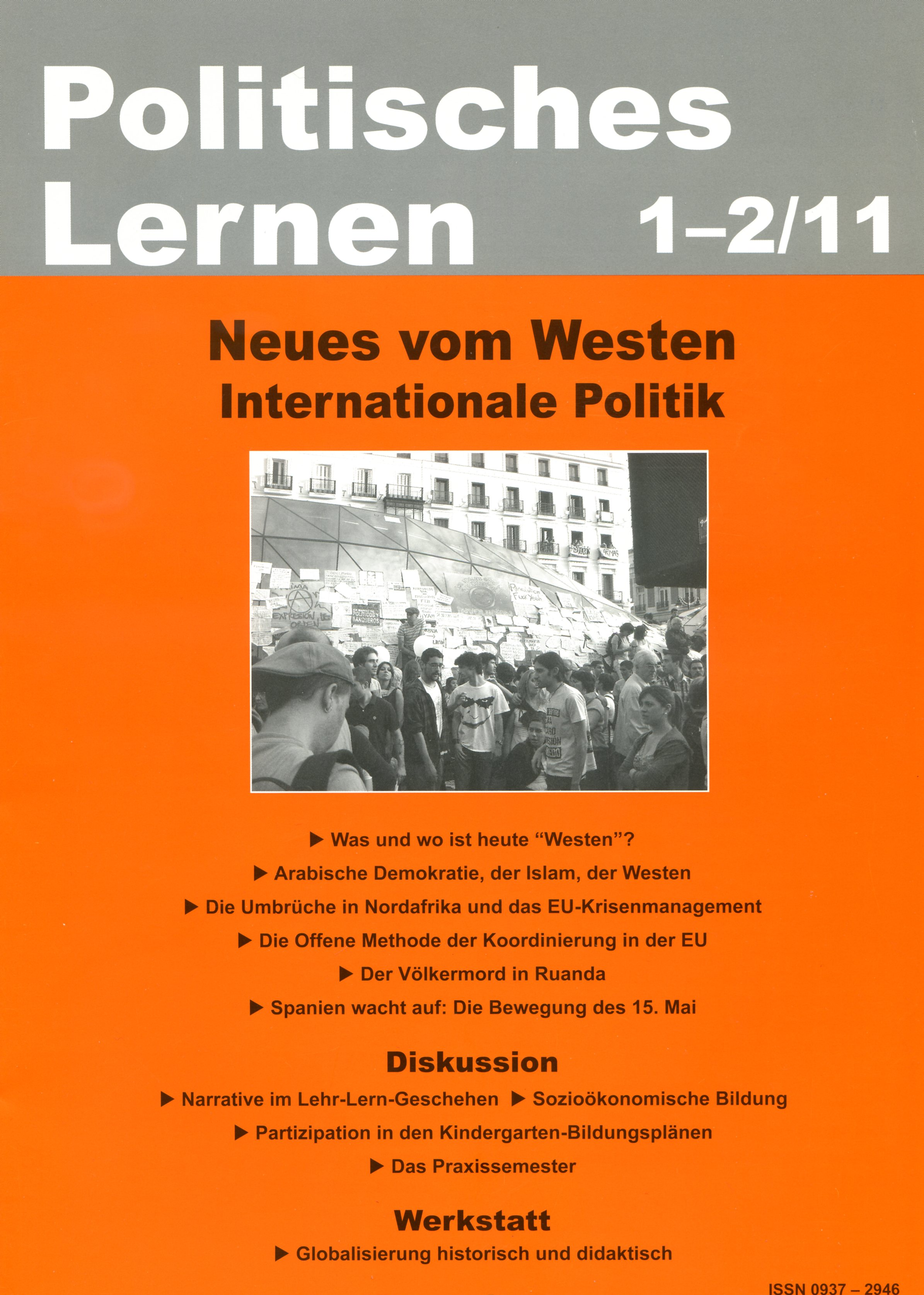 Politisches Lernen 1-2/11