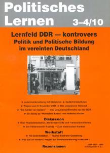 Politisches Lernen 3-4/10