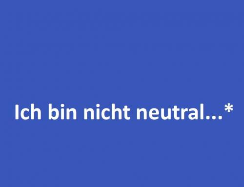 """Gemeinsame Stellungnahme von GPJE, DVPB und DVPW-Sektion zur AfD-Meldeplattform """"Neutrale Schule"""""""