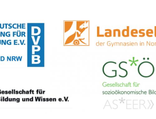 Offener Brief an Schul- und Bildungsministerin Yvonne Gebauer