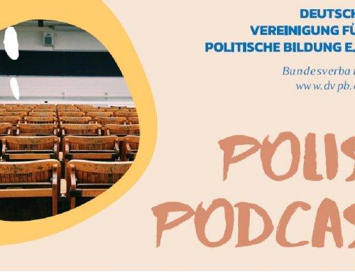 POLIS Podcast – Politische Bildung und Corona